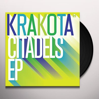 Krakota CITADELS Vinyl Record