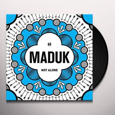 Maduk NOT ALONE Vinyl Record