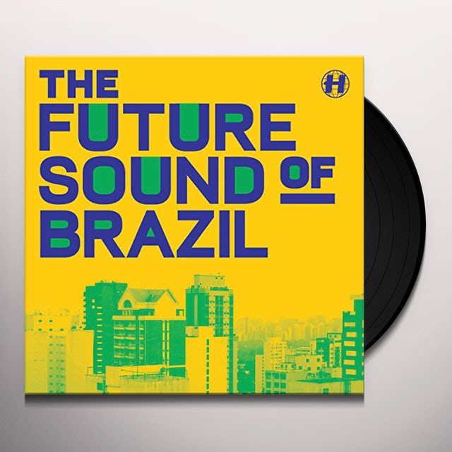 Future Sound Of Brazil / Various