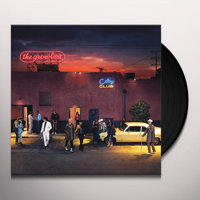 The Growlers CITY CLUB Vinyl Record