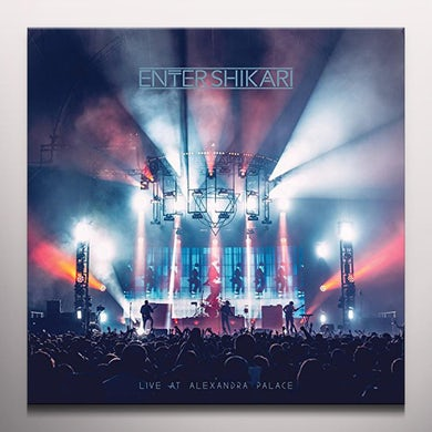 Enter Shikari LIVE AT ALEXANDRA PALACE Vinyl Record