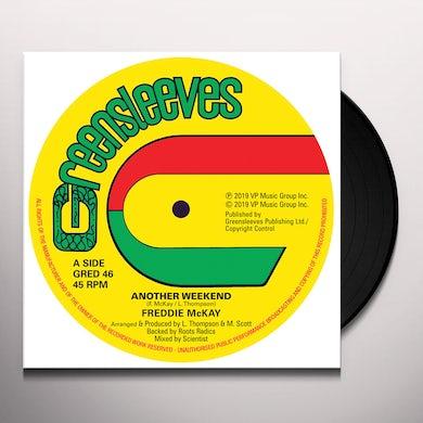 Freddie Mckay ANOTHER WEEKEND Vinyl Record