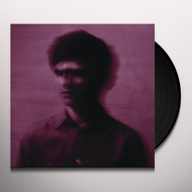 James Blake LIMIT TO YOUR LOVE Vinyl Record - 10 Inch Single