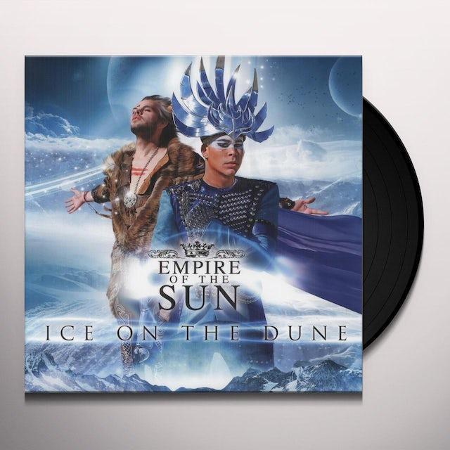 Empire Of The Sun ICE ON THE DUNE Vinyl Record