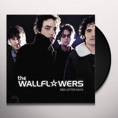 Wallflowers RED LETTER DAYS Vinyl Record