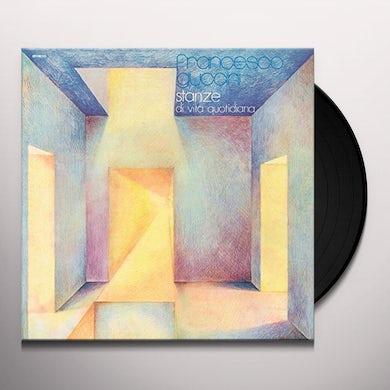 Francesco Guccini STANZE DI VITA QUOTIDIANA Vinyl Record