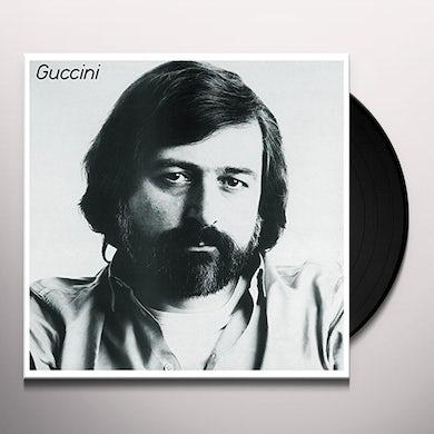 Francesco Guccini GUCCINI Vinyl Record