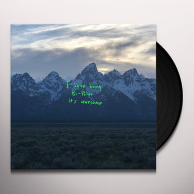 Kanye West ye (Vinyl)