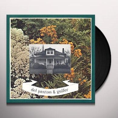 DEL PAXTON SPLIT Vinyl Record