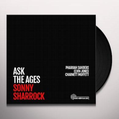 Sonny Sharrock ASK THE AGES Vinyl Record
