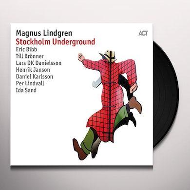 STOCKHOLM UNDERGROUND / VARIOUS Vinyl Record