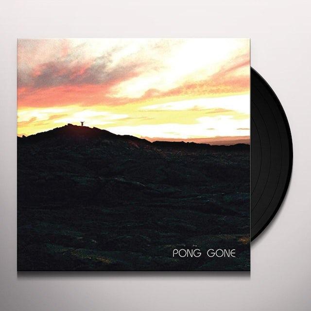 Pong GONE Vinyl Record