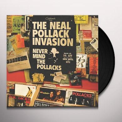 NEVER MIND THE POLLACKS Vinyl Record