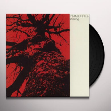 Blank Dogs WAITING/SPLITTING Vinyl Record