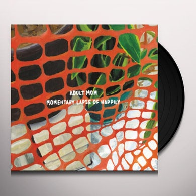 adult mom MOMENTARY LAPSE OF HAPPILY Vinyl Record