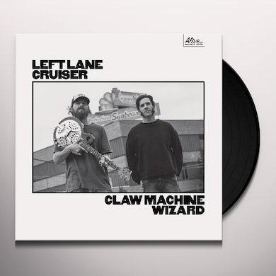 Claw Machine Wizard Vinyl Record