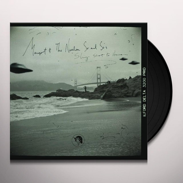 Margot & The Nuclear So And So's SLING SHOT TO HEAVEN Vinyl Record - Digital Download Included