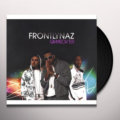 Frontlynaz GAME OVER Vinyl Record