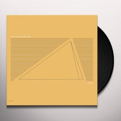 Jaska Trio Lukkarinen ORIGAMI Vinyl Record