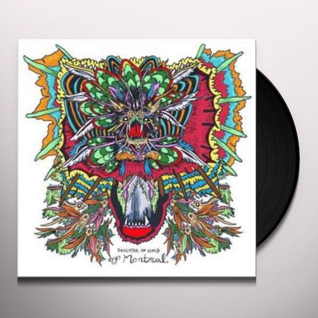 Of Montreal DAUGHTER OF CLOUD Vinyl Record