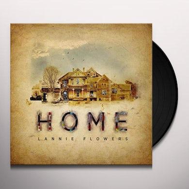 Lannie Flowers HOME Vinyl Record