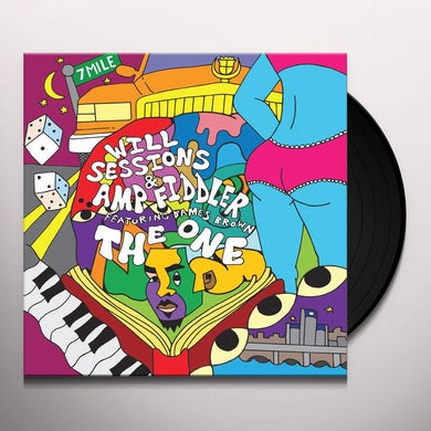 THE ONE Vinyl Record