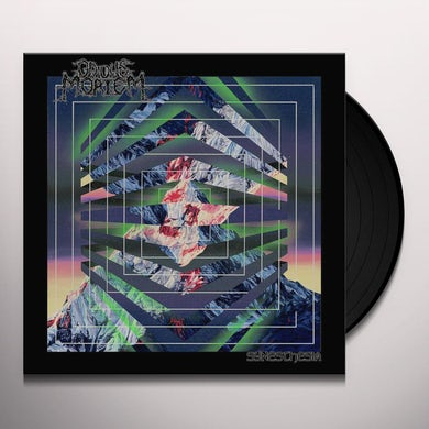 Odious Mortem SYNESTHESIA Vinyl Record