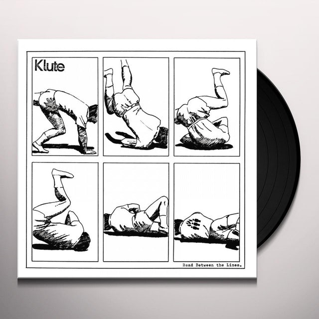 Klute READ BETWEEN THE LINES Vinyl Record