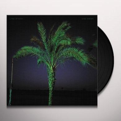 Land Of Kush SAND ENIGMA Vinyl Record