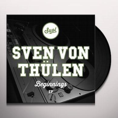 Sven Von Thlen BEGINNINGS Vinyl Record