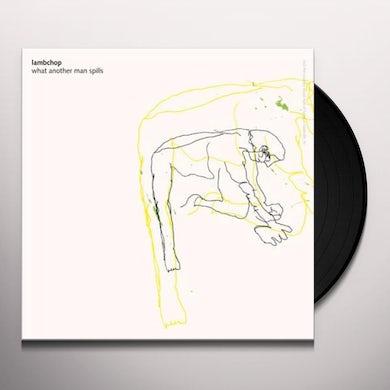 Lambchop What Another Man Spills Vinyl Record