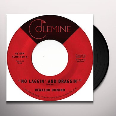 NO LAGGIN' AND DRAGGIN' Vinyl Record