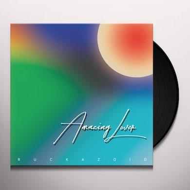 Ruckazoid AMAZING LOVER Vinyl Record