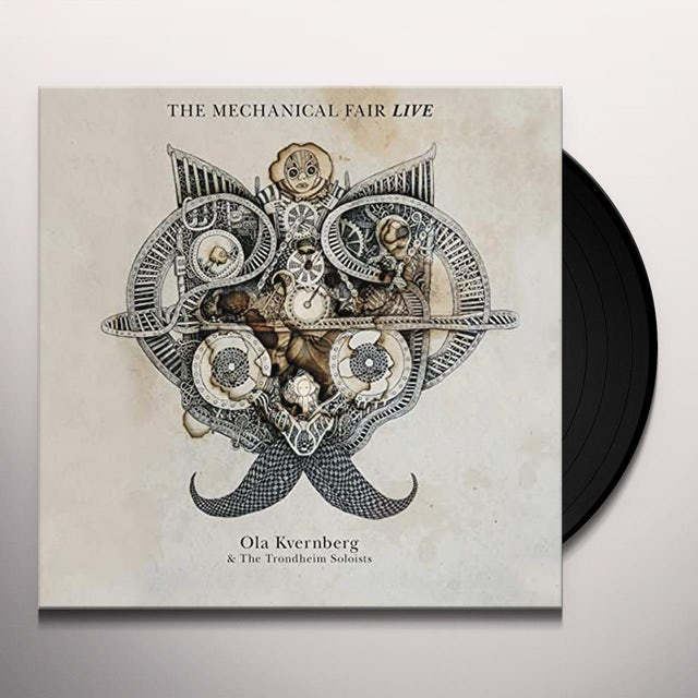 Ola Kvernberg & The Trondheim Soloists