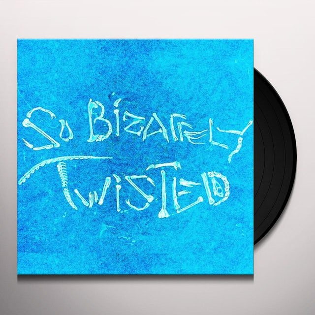SSSE SO BIZARRELY TWISTED Vinyl Record