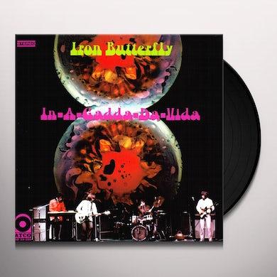 Iron Butterfly IN-A-GADDA-DA-VIDA Vinyl Record