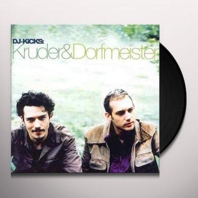 KRUDER & DORFMEISTER DJ-KICKS Vinyl Record