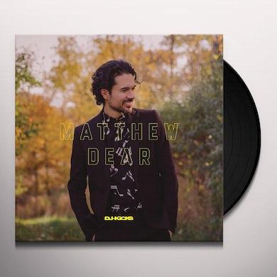 MATTHEW DEAR DJ-KICKS Vinyl Record