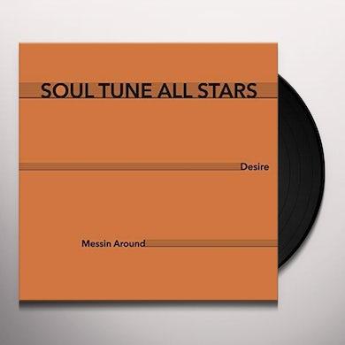 Soul Tune Allstars DESIRE / MESSIN AROUND Vinyl Record