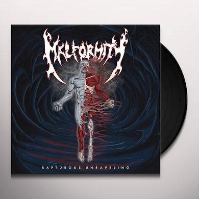 The Rapturous Unraveling Vinyl Record