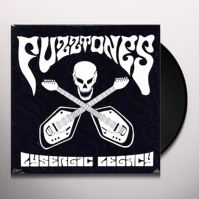 The Fuzztones LYSERGIC LEGACY (Vinyl)