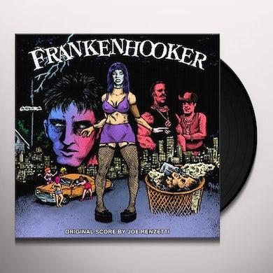 Joe Renzetti BASKET CASE 2 / FRANKENHOOKER / Original Soundtrack Vinyl Record