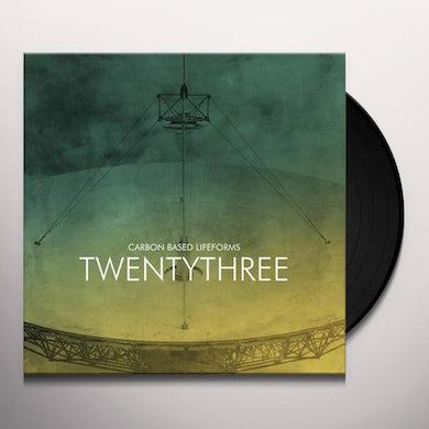 Carbon Based Lifeforms TWENTYTHREE Vinyl Record