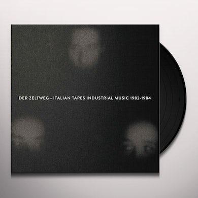 DER ZELTWEG-ITALIAN TAPES INDUSTRIAL 1982 / VAR Vinyl Record