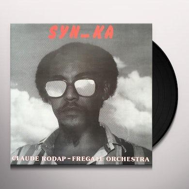 Claude Rodap / Fregate Orchestra SYN-KA Vinyl Record