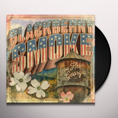 You Hear Georgia Vinyl Record