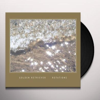 Golden Retriever ROTATIONS Vinyl Record