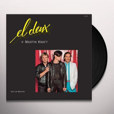 El Deux + Martin Kraft NUR FUR MADCHEN Vinyl Record