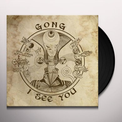 Gong I SEE YOU Vinyl Record