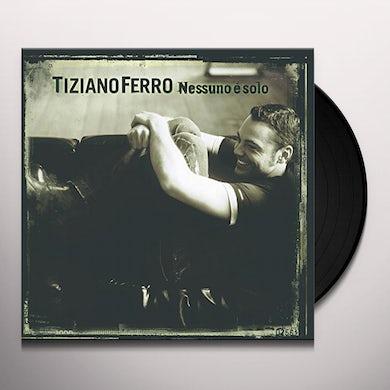 Ferro Tiziano NESSUNO E SOLO Vinyl Record